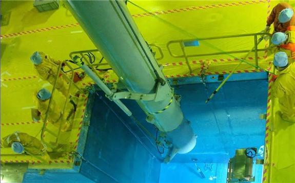 国产钴60放射源首次出口