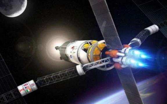 太空探索将进入核动力时代,中国2025年发射核卫星