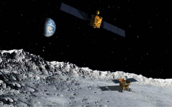中国国家航天局:中俄合作开展的同位素热源将保障嫦娥四号安全度过月夜