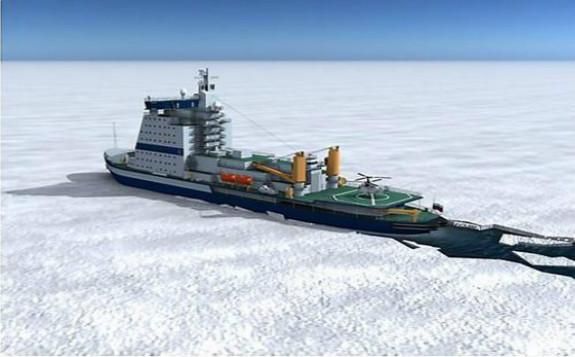 俄前政府总理辞职前为核动力破冰船拨款1275亿卢布