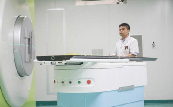 中国首台国产医用重离子治疗系统临床试验治疗完成