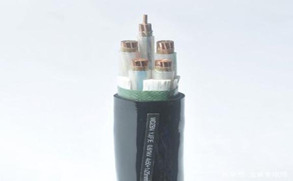 辐照交联低烟无卤阻燃电缆都有哪些型号?