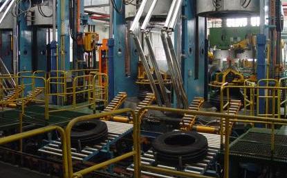 电子辐照加工在轮胎工业的应用