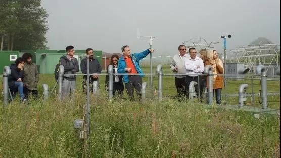 利用同位素技术,减少农业温室气体排放