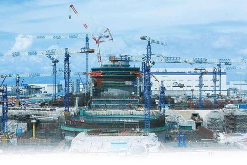 中法加强非动力核技术合作