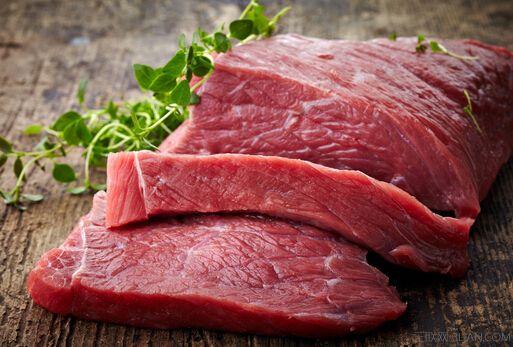 电子束辐照对充氮包装冷鲜牛肉品质的影响
