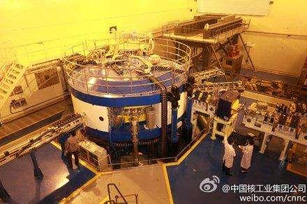 中核集团成功研制世界最高束流地下实验设施