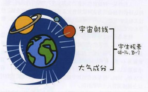 放射性物质的来源是什么?
