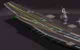 中国展示的核动力航空母舰模型震惊了全世界!