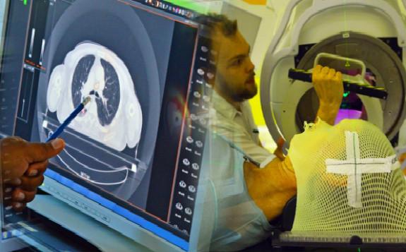 确保东欧和中亚安全使用先进的放射疗法
