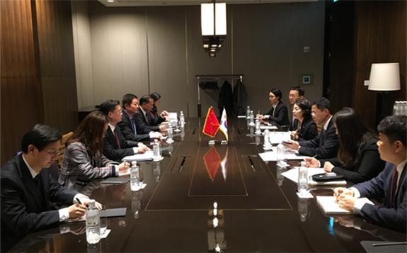 中韩核能合作联委会第14次会议召开