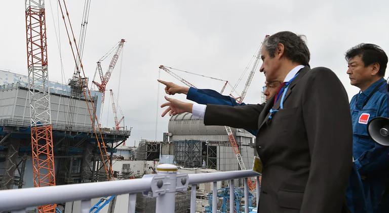 国际原子能机构认为福岛第一核电站污水处理方法在技术上可行