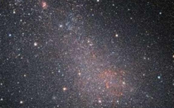 银河磁场在银河系的演化中起着重要作用