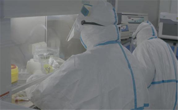 """中国同辐:战斗在离病毒""""最近""""的战场"""