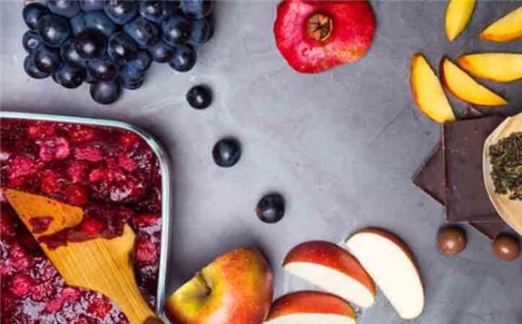 水果提取物和放射线结合 消除食物中的病毒