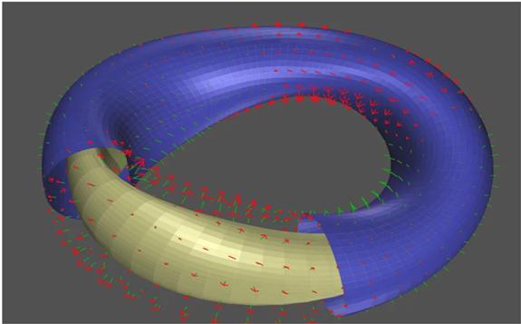 如何使用永磁体来控制超高温等离子体的流动