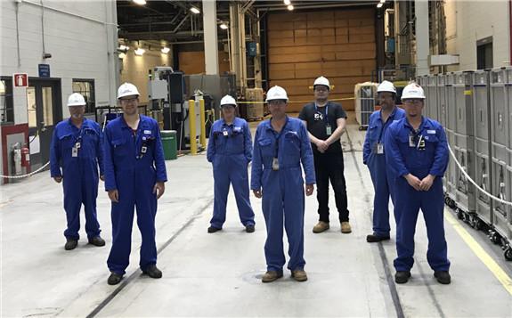 布鲁斯电力公司(Bruce Power)完成钴-60的装运