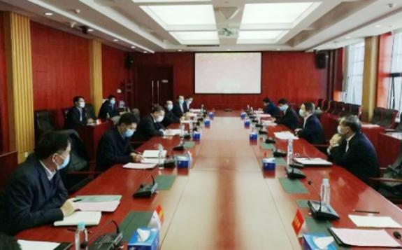 中核集团将与中国铁建加强在核技术领域的合作 携手打造央企合作新典范
