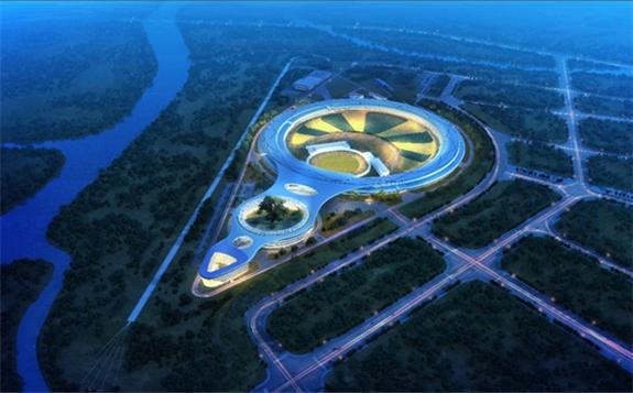 高能同步辐射光源项目5月全面开启主体施工
