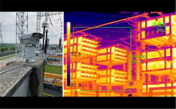 安德鲁·贝克:利用热成像技术预测变电站故障