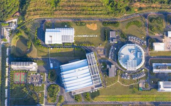 """松山湖科学城建设跑出""""加速度"""",各项重大建设项目陆续复工"""