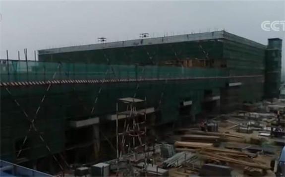 北京怀柔科学城五大国家重大科技基础设施建设有序推进