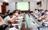国家核安保技术中心在陕西省略阳进行科技扶贫辐照育种调研指导