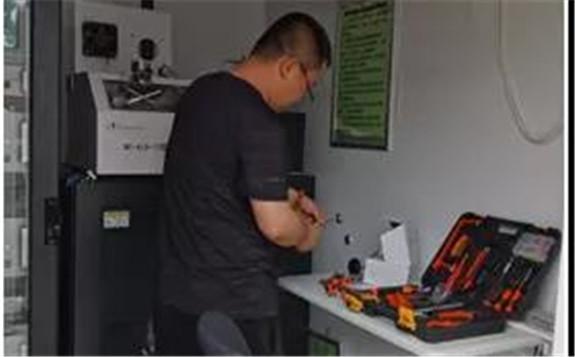 阜新监测中心开展辐射环境应急备勤工作