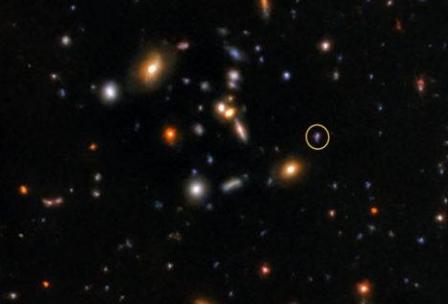 第二遥远的短伽马射线暴被发现!距离我们100亿光年