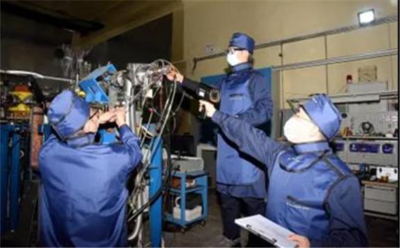 核数据重点实验室完成重要核素反应截面测量与评价任务