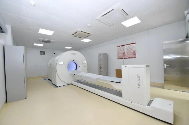 世界首款全景动态PET-CT亮相河南、造福患者!