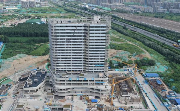 济南国际医学科学中心质子治疗区将建成