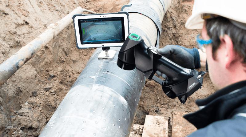Creaform公司扩展了油气行业无损检测解决方案的产品组合