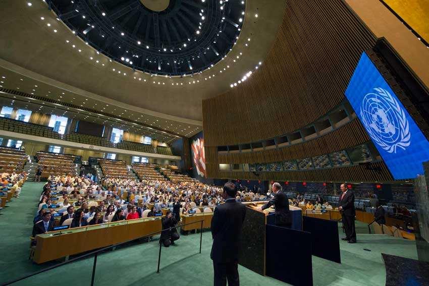 联合国禁核条约批准国增至43个