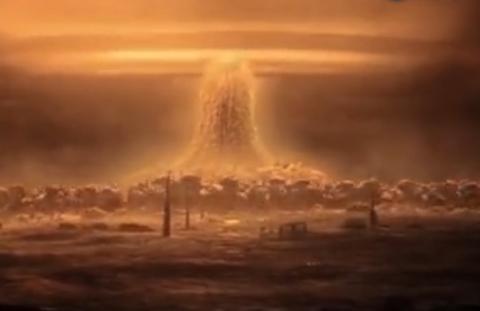 假如地球上所有的核电站同时爆炸,世界将会怎么样?