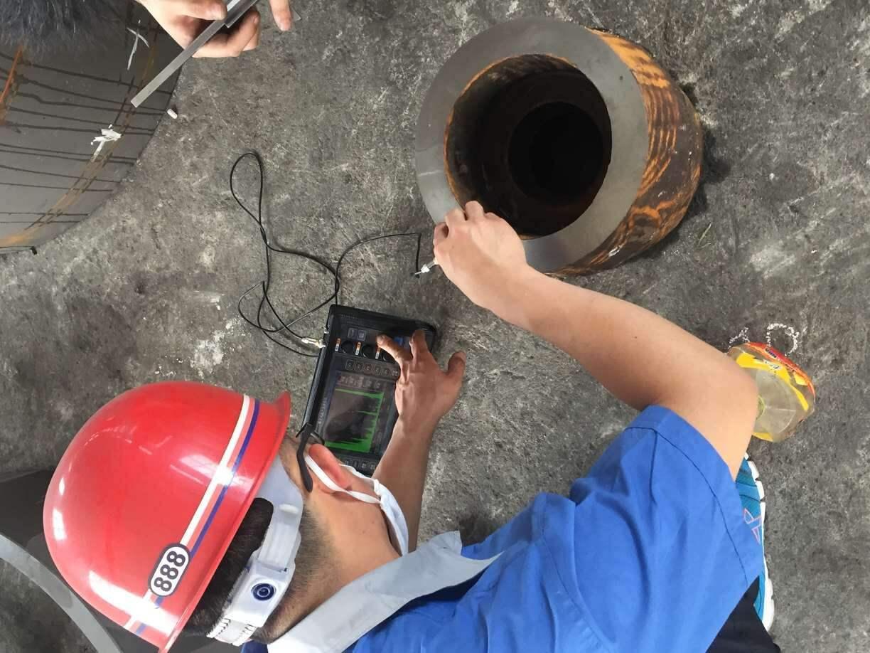 焊接质量的超声波探伤无损检测的应用