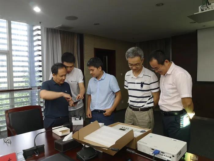 华东监督站开展高风险移动放射源在线监控系统建设情况现场调研