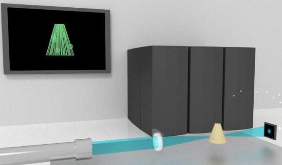 科学家利用超级计算技术实现更高分辨率X射线成像