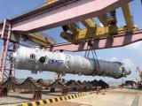 东方电气完成制造世界单套最大干煤粉辐射废锅类型气化炉