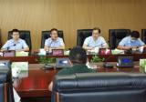 西南监督站对四川农科院生核所开展安全警示谈话