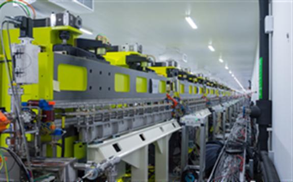 X射线自由电子激光试验装置通过工艺验收