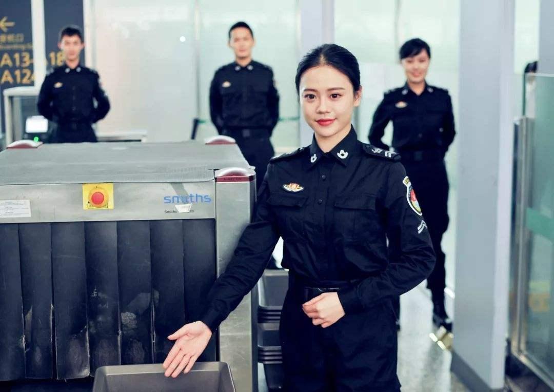 南昌机场安检完成X射线爆炸物探测设备定检工作