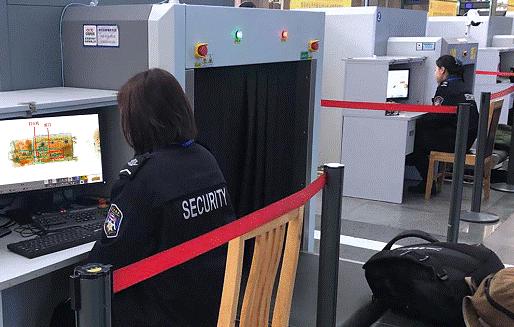 智能X光安检机迎来新突破 易燃物识别技术更高效