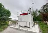 湖北省潜江市首个国控大气辐射环境自动监测站建成