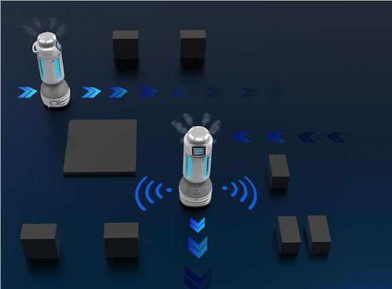 新加坡樟宜国际机场启用擎朗消毒机器人进行辐照杀菌