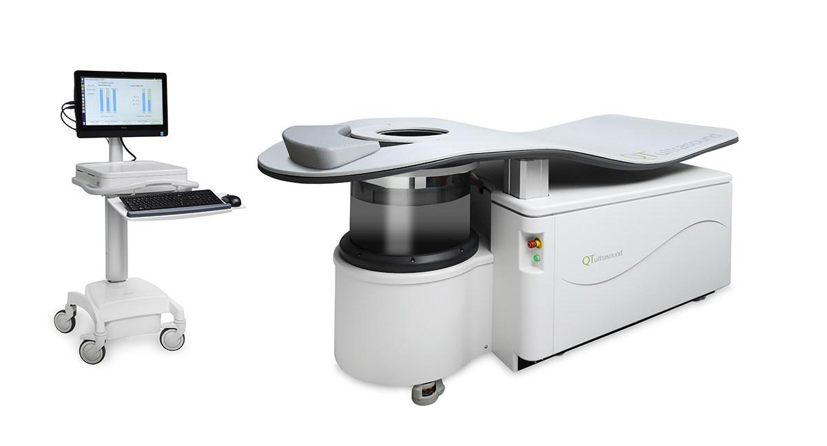 QT 超声与TCL 医疗合资将乳房成像创新带到亚洲