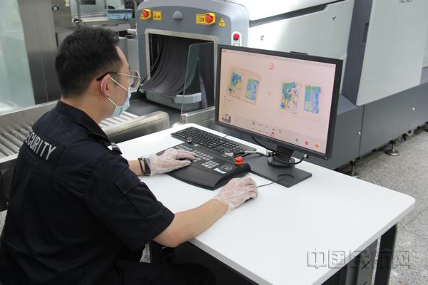 深圳机场手提行李CT安检设备启动试用 提升机场安检质量和效率