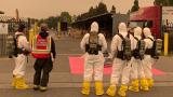 奥克兰消防员面临可能的辐射泄漏