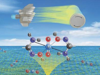 菲律宾核科学家通过辐射技术从海水中提取铀