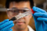 微波辐射以低成本清除污水中的重金属